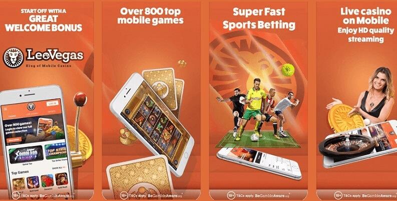 leovegas-mobile-app