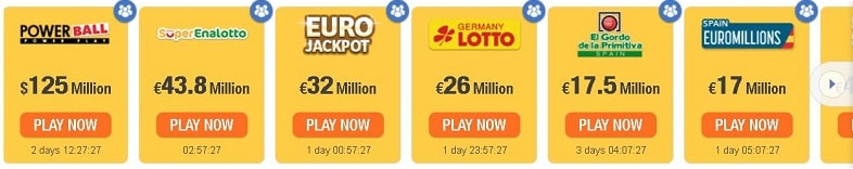 thelotter-lotteries