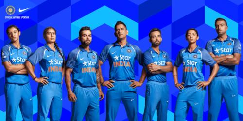 team-india-nike